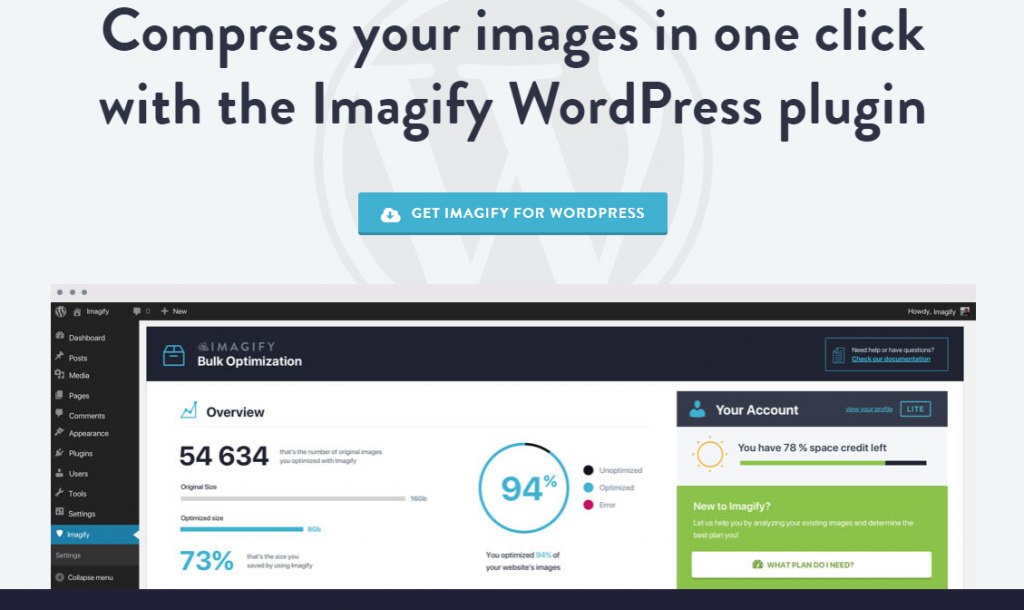WordPress Image Compression Plugins