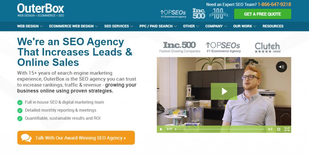 SEO agencies