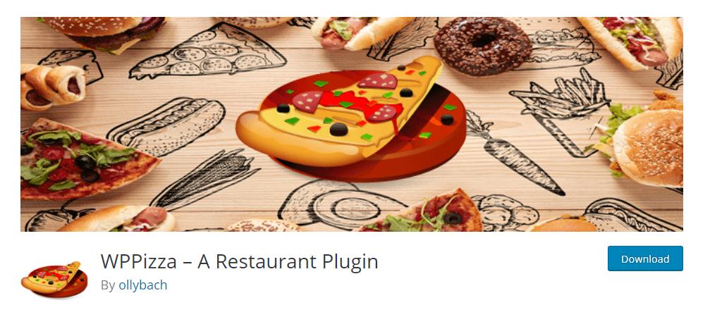 WordPress Restaurant Online Ordering Website