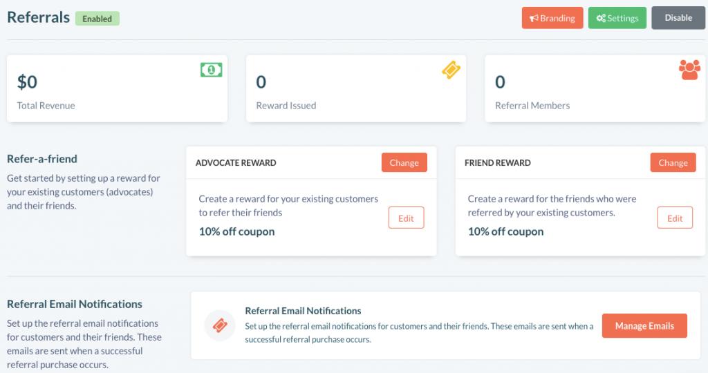 Shopify Referral Program