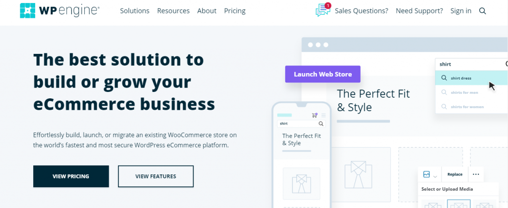 Managed Hosting Services for WooCommerce