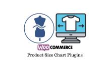 WooCommerce Product Size Chart