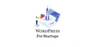 WordPress for Startups