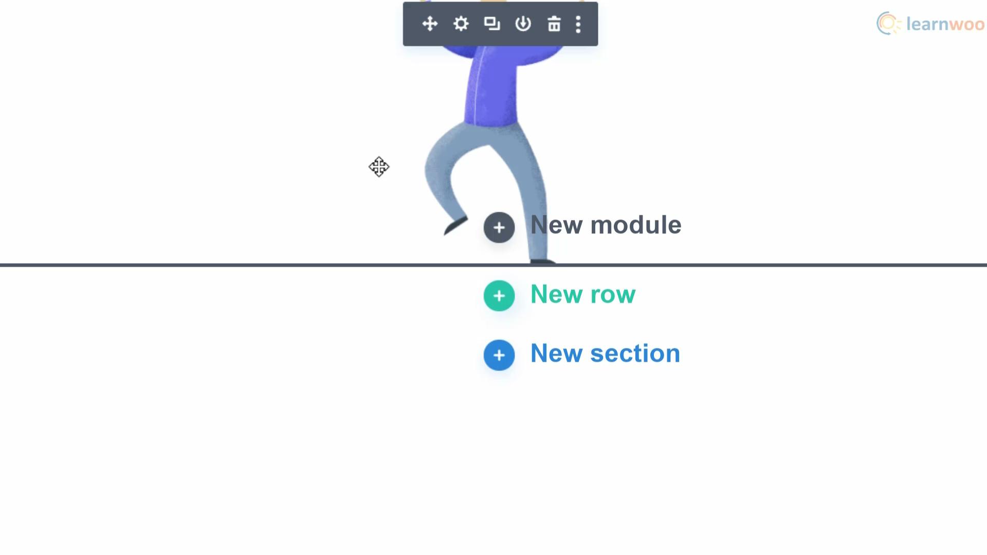 adding new elements