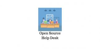 Open Source Help Desk