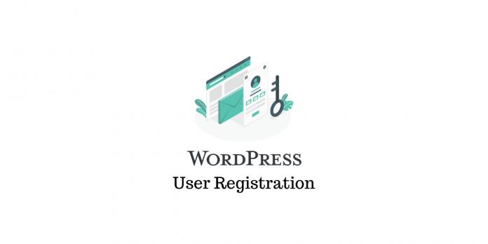 User Registration