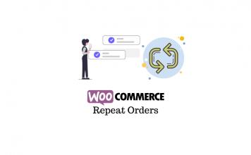 Repeat Orders on wooCommerce