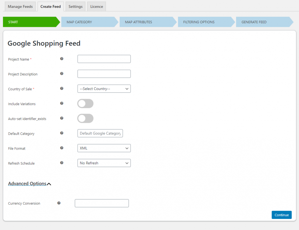 Google Shopping Integration with WooCommerce