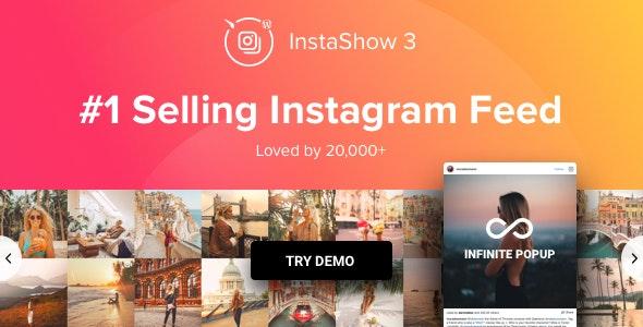 Instagram Plugins For WordPress