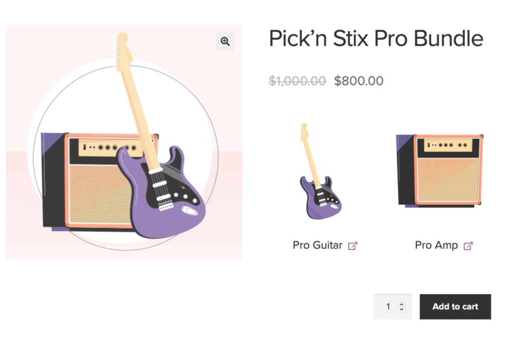 WooCommerce Product Bundles Plugin | Add Bundles to the Catalog with Offers