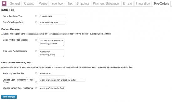 WooCommerce Pre-Orders   Complete Control Over Pre-Orders