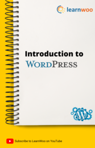 WordPress Basics eBook | Introduction-to-WordPress
