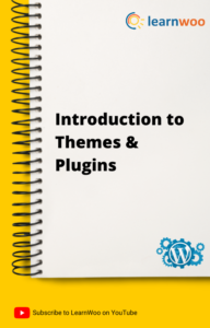 WordPress Basics eBook | Introduction to themes and plugins