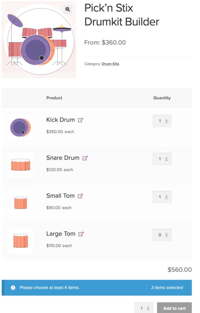WooCommerce Product Bundles Plugin   Provide Pick-and-Mix Options