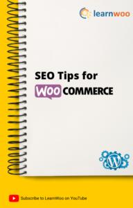 WordPress Basics eBook | SEO Tips for WooCommerce