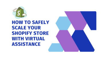 Shopify Store with Virtual Assistance