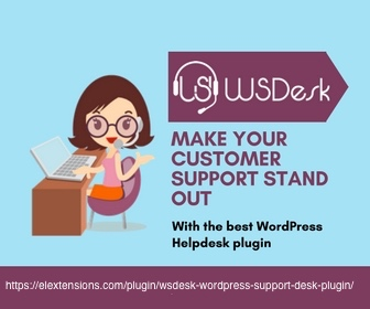 WSDesk WordPress Helpdesk Plugin