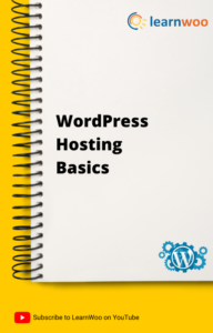 WordPress Basics eBook   WordPress Hosting Basics