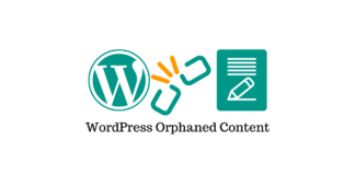 WordPress Orphaned Content