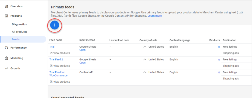 WooCommerce Products on Google Shopping - Creating a feed on Merchant Center