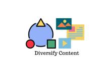 Diversify Content