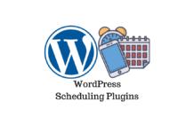 WordPress Scheduling Plugins