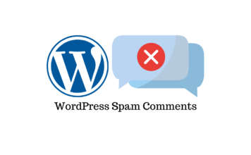 WordPress Spam Comments