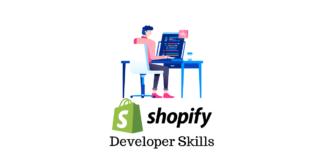 Shopify developer skills