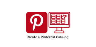 Create a Catalog on Pinterest